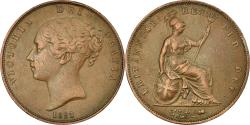 World Coins - Coin, Great Britain, Victoria, Penny, 1853, , Copper, KM:739