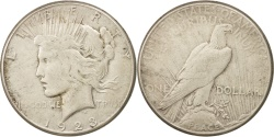 Us Coins - United States, Peace Dollar, 1923, San Francisco, , KM:150