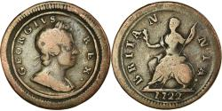 World Coins - Coin, Great Britain, George I, Farthing, 1722, , Copper, KM:556