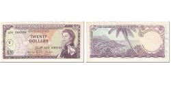 World Coins - Banknote, East Caribbean States, 20 Dollars, 1965, Undated (1965), KM:15o