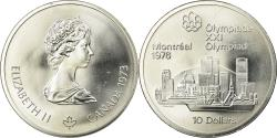 World Coins - Coin, Canada, Elizabeth II, 10 Dollars, 1973, Ottawa, , KM 87