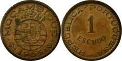 World Coins - Coin, Mozambique, Escudo, 1965, , Bronze, KM:82