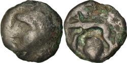 Ancient Coins - Coin, Leuci, Potin, , Potin, Delestrée:151