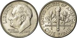 Us Coins - Coin, United States, Roosevelt Dime, Dime, 2012, U.S. Mint, Philadelphia