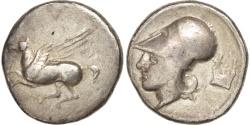 Ancient Coins - Acarnania, Anactorium, Athena, Stater, Anactorium, , Silver, 8.03