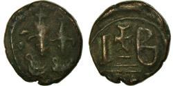 Ancient Coins - Coin, Heraclius, with Heraclius Constantine, 12 Nummi, 613-618, Alexandria