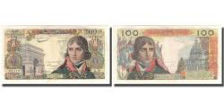 World Coins - France, 100 Nouveaux Francs, Bonaparte, 1960-09-01, AU(50-53), Fayette:59.7
