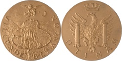 World Coins - FRANCE, Geography, The Fifth Republic, Medal, , Joly, Bronze, 68,...