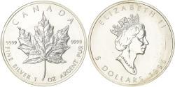 World Coins - Coin, Canada, Elizabeth II, 5 Dollars, 1996, Royal Canadian Mint, Ottawa