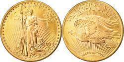 Us Coins - Coin, United States, Saint-Gaudens, $20, Double Eagle, 1924, U.S. Mint