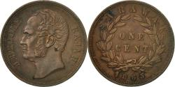 World Coins - Coin, Sarawak, James Brooke, Cent, 1863, , Copper, KM:3