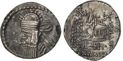 Ancient Coins - Parthia (Kingdom of), Osroes II (190), Drachm, , Silver, BMC #1, 3.30