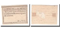 World Coins - France, 2 Sous, Undated (1791-92), SUMENE, UNC(60-62)