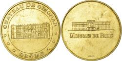 World Coins - France, Token, Touristic token, Grignan - Le château n°1, 1998, MDP