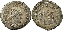 Ancient Coins - Coin, Philip I, Antoninianus, 244-249, Roma, AU(50-53), Billon, Cohen:51