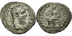 Ancient Coins - Coin, Septimius Severus, Denarius, 208, Roma, AU(50-53), Silver, Cohen:514