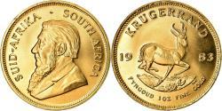 World Coins - Coin, South Africa, Krugerrand, 1983, , Gold, KM:73