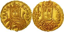 Coin, Irene, Solidus, Syracuse, , Gold, Sear:1601