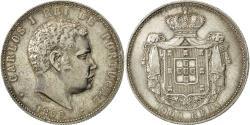 World Coins - Portugal, Carlos I, 1000 Reis, 1899, , Silver, KM:540