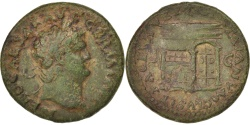 Ancient Coins - Nero, As, 66, Roma, , Copper, RIC:347