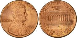 Us Coins - United States, Lincoln Cent, Cent, 1995, U.S. Mint, Philadelphia,