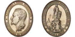 World Coins - Bulgaria, Medal, Ferdinand Ier, Exposition Nationale de Philippopolis (Plovdiv)