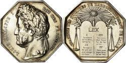 World Coins - France, Token, Louis Philippe I, Notaires de l'Arrondissement de Lille