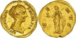 Coin, Faustina II, Aureus, 147-175, Roma, , Gold, RIC:517