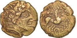 Coin, Carnutes, Stater, , Gold, Delestrée:2531
