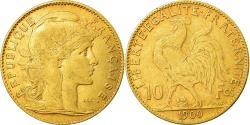 Ancient Coins - Coin, France, Marianne, 10 Francs, 1900, Paris, , Gold, KM:846