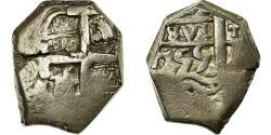 World Coins - Coin, Bolivia, Philip V, 8 Reales, 1755, Potosi, COB, , Silver, KM:31a