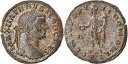 Ancient Coins - Coin, Galerius, Follis, 296, Lyon, , Copper, RIC:53b