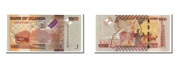 World Coins - Uganda, 1000 Shillings, 2010, KM #49, UNC(65-70), AB