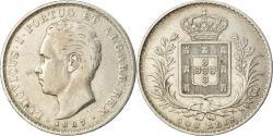 World Coins - Coin, Portugal, Luiz I, 500 Reis, 1887, Lisbon, , Silver, KM:509