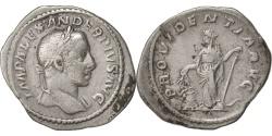 Ancient Coins - Severus Alexander, Denarius, 232, Rome, , Silver, RIC:252