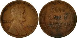 Us Coins - Coin, United States, Lincoln Cent, Cent, 1925, U.S. Mint, Philadelphia