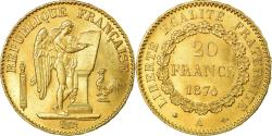 Ancient Coins - Coin, France, Génie, 20 Francs, 1874, Paris, , Gold, KM:825, Gadoury:1063