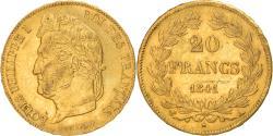 Ancient Coins - Coin, France, Louis-Philippe, 20 Francs, 1841, Paris, , Gold, KM:750.1
