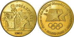 Us Coins - United States of America, Medal, Jeux Olympiques de Los Angeles, Volleyball