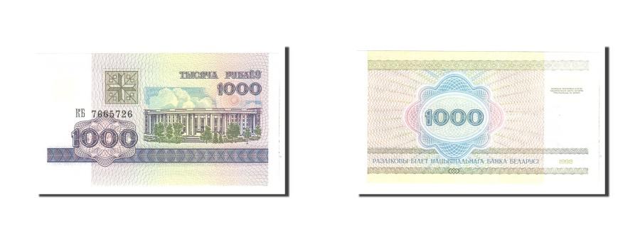 World Coins - Belarus, 1000 Rublei, 1998, KM:16, Undated, UNC(65-70)