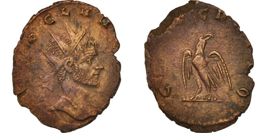 Ancient Coins - Claudius II (Gothicus), Antoninianus, Roma, , Billon, RIC:266