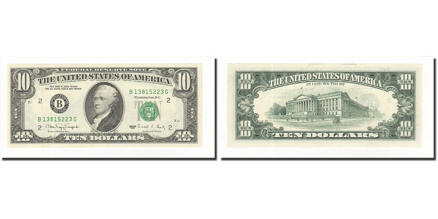 US Coins - United States, Ten Dollars, 1990, KM:4001, UNC(65-70)