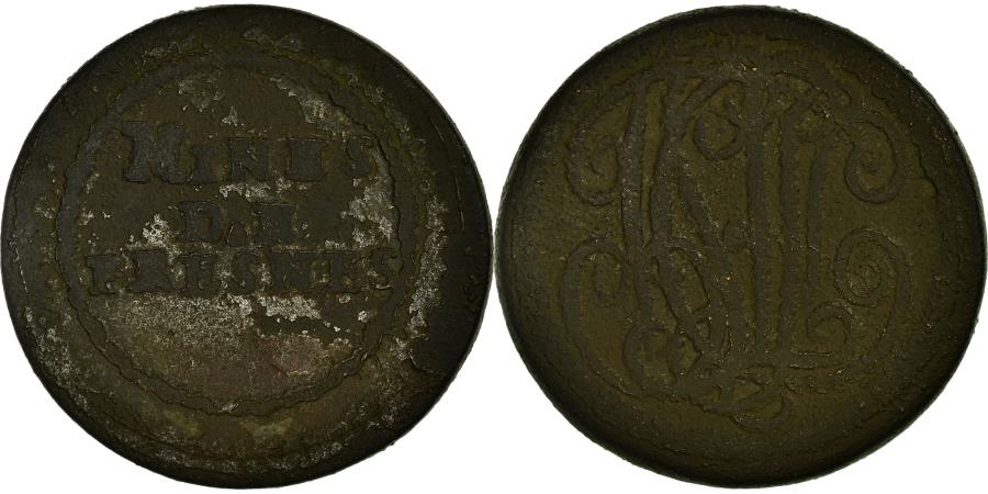 World Coins - Coin, France, 5 Centimes, 1820, EF(40-45), Bronze