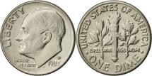 Us Coins - United States, Roosevelt Dime, Dime, 1982, U.S. Mint, Denver, AU(55-58)