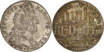 World Coins - France, Token, Les Estats De Cambray, AU(55-58), Silver, Feuardent:6711var