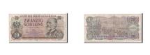 Austria, 20 Schilling, 1956, KM:136a, 1956-07-02, VF(30-35)