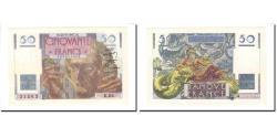 World Coins - France, 50 Francs, Le Verrier, 1947, 1947-03-20, UNC(63), Fayette:20.7, KM:127b