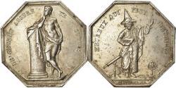 World Coins - France, Token, Casinos et Jeux, De Puymaurin, , Silver