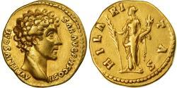 Coin, Marcus Aurelius, Aureus, 161-180, Rome, Rare, , Gold, RIC:432
