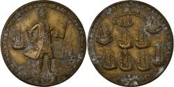 World Coins - United Kingdom , Medal, Admiral Vernon, Fort Chagre, Shipping, 1739,
